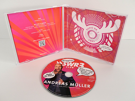 Andreas Müller Tour